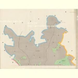 Friedersreith - c5647-3-001 - Kaiserpflichtexemplar der Landkarten des stabilen Katasters