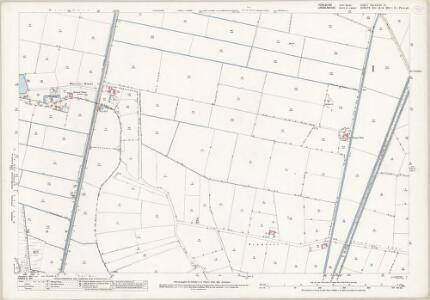 Yorkshire CCLXXVIII.12 (includes: Epworth; Hatfield) - 25 Inch Map