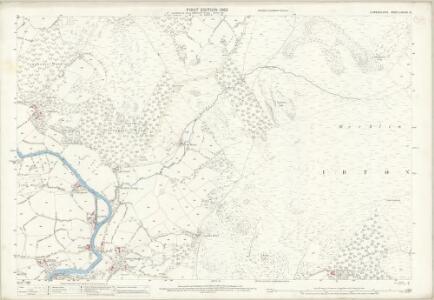 Cumberland LXXVIII.12 (includes: Irton) - 25 Inch Map