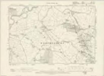 Flintshire XXII.NE - OS Six-Inch Map