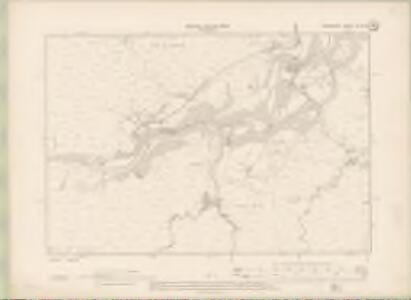 Nairnshire Sheet XI.NW - OS 6 Inch map