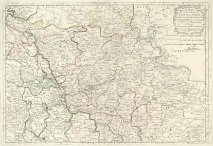 Estats De la Succeßion de Cleves et Iuliers