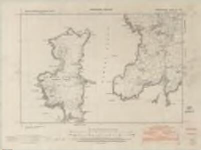 Pembrokeshire XX.NW - OS Six-Inch Map