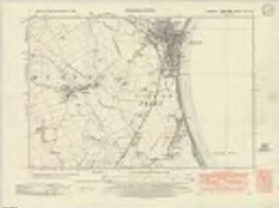 Yorkshire CX.NE - OS Six-Inch Map