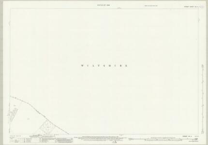 Dorset VIII.4 (includes: Donhead St Mary; Melbury Abbas) - 25 Inch Map