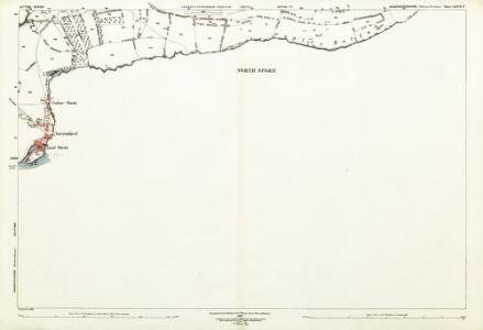Gloucestershire LXXVII.9 (includes: Bitton; Kelston; Keynsham; North Stoke; Weston) - 25 Inch Map