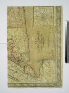 Map of Long Island with the environs of New-York and the southern part of Connecticut / compiled from various surveys & documents by J. Calvin Smith ; engraved & printed by S. Stiles & Co., N. York.