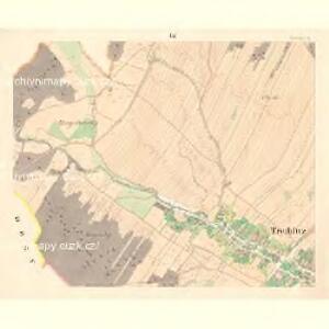 Treiblitz (Trobelec) - m3137-1-002 - Kaiserpflichtexemplar der Landkarten des stabilen Katasters