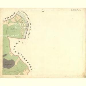 Heuraffel - c6182-1-005 - Kaiserpflichtexemplar der Landkarten des stabilen Katasters