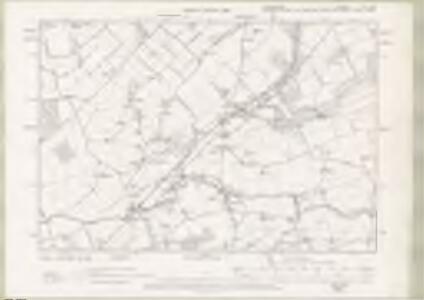 Lanarkshire Sheet III.NW - OS 6 Inch map