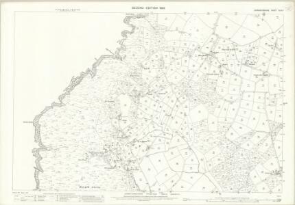 Caernarvonshire XLIII.11 (includes: Aberdaron) - 25 Inch Map