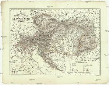 Das Kaiserthum Oesterreich 1844