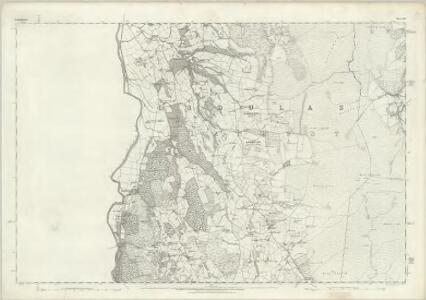 Denbighshire XVI - OS Six-Inch Map