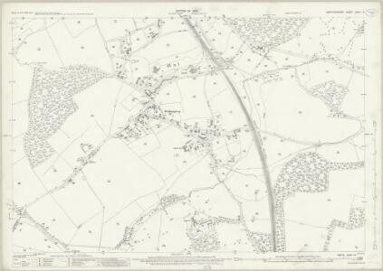 Hertfordshire XXXV.15 (includes: Bishops Hatfield; North Mimms) - 25 Inch Map