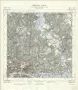 TQ38 - OS 1:25,000 Provisional Series Map