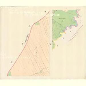 Zauchtel (Sugdol) - m2950-1-007 - Kaiserpflichtexemplar der Landkarten des stabilen Katasters