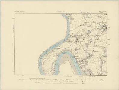 Devonshire CVII.NE - OS Six-Inch Map