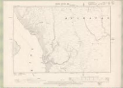 Stirlingshire Sheet VI.NW - OS 6 Inch map