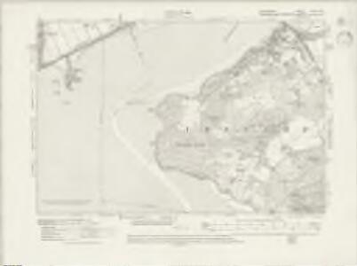 Lancashire XVIII.NW - OS Six-Inch Map