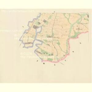 Cžecželowitz (Čečelowic) - c0811-1-005 - Kaiserpflichtexemplar der Landkarten des stabilen Katasters
