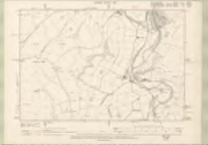 Selkirkshire Sheet III.NE - OS 6 Inch map
