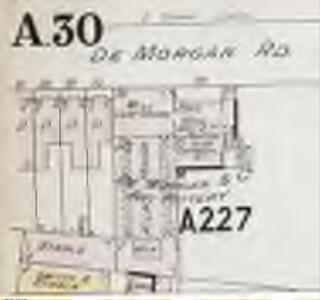Insurance Plan of London Western District Vol. A: sheet 30-1