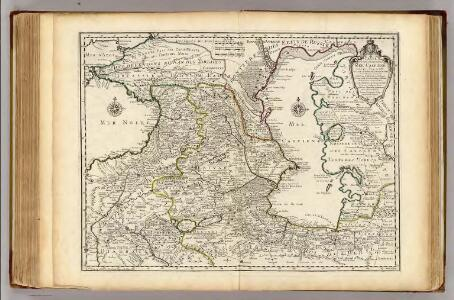 Mer Caspiene, Pays voisins.