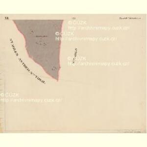 Haid - c9266-1-012 - Kaiserpflichtexemplar der Landkarten des stabilen Katasters