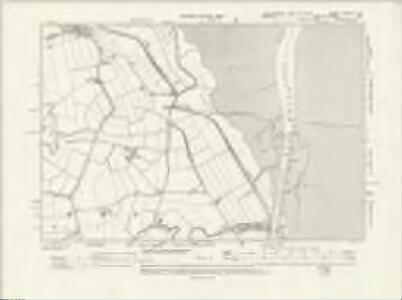 Lincolnshire CXXXVI.NE - OS Six-Inch Map