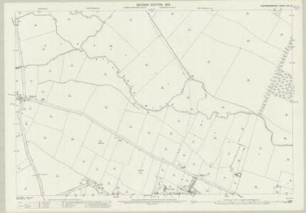 Huntingdonshire XVII.16 (includes: Alconbury; Brampton; The Stukeleys) - 25 Inch Map