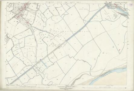 Gloucestershire XLVII.10 (includes: Alvington; Aylburton; Lydney) - 25 Inch Map