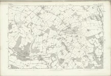 Hertfordshire XXIV (inset XVI) - OS Six-Inch Map