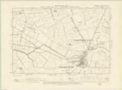Somerset LXXIII.SE - OS Six-Inch Map