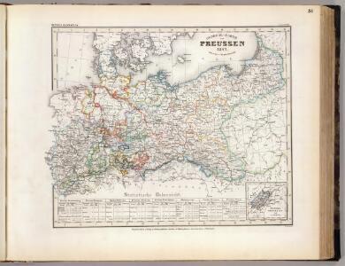 Preussen, Neuchatel, Valengin.