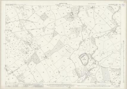 Herefordshire XIII.9 (includes: Kimbolton With Hammish; Laysters; Pudlestone) - 25 Inch Map