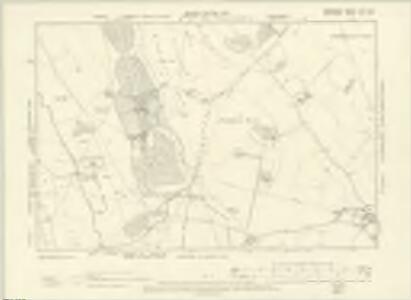 Berkshire XIX.SW - OS Six-Inch Map