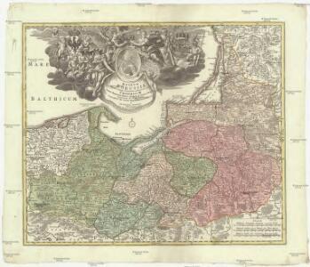 Regnum Borussiae gloriosis auspiciis serenissimi et potentissimi prin Friderici III primi Borussiae regis, march. et elect. Brandenburg inauguratum die 18. Ian A. 1701