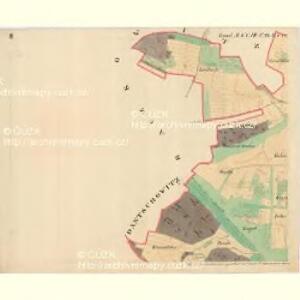 Hafnerluden - m1637-1-002 - Kaiserpflichtexemplar der Landkarten des stabilen Katasters