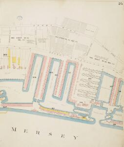 Insurance Plan of the City of Liverpool Vol. II: sheet 25