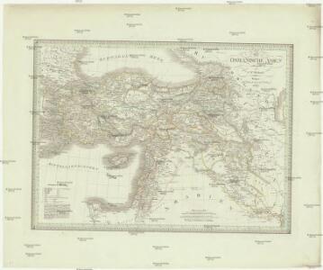 Das osmanische Asien