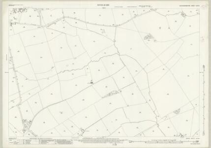 Buckinghamshire XXIV.9 (includes: Aston Abbots; Cublington; Wing) - 25 Inch Map