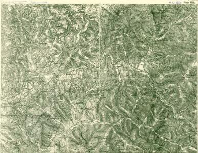 III. vojenské mapování 4360/3