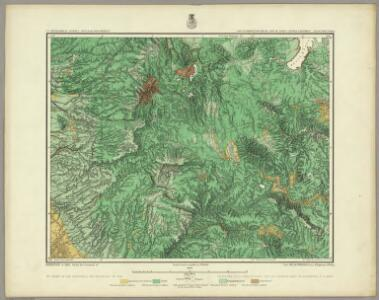 47A. Land Classification Map Of Part Of North Central California.