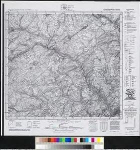 Meßtischblatt 6209 : Idar- Oberstein, 1940