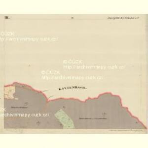 Aussergefild - c3755-1-003 - Kaiserpflichtexemplar der Landkarten des stabilen Katasters