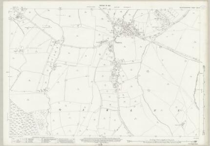 Buckinghamshire XXXI.4 (includes: Brill; Oakley) - 25 Inch Map