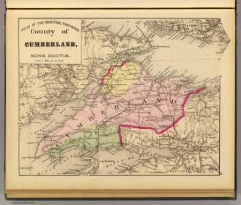 Cumberland Co., N.S.