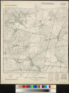Meßtischblatt 3645 : Groß Beeren, 1942