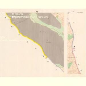Putzeriet (Pocinovice) - c5861-1-007 - Kaiserpflichtexemplar der Landkarten des stabilen Katasters