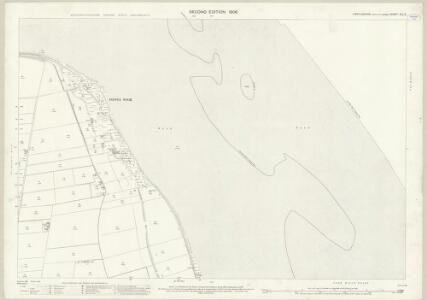 Lincolnshire XLI.2 (includes: North Somercotes) - 25 Inch Map